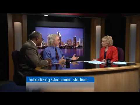 Donna Frye on Qualcomm Stadium Debt Video