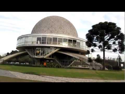 PLANETARIO DE BUENOS AIRES - ROSEDAL DE BUENOS AIRES - BARRIO PALERMO