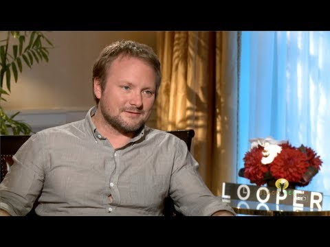 Rian Johnson Director of Looper Talks about Bruce Willis and Joseph Gordon Levitt