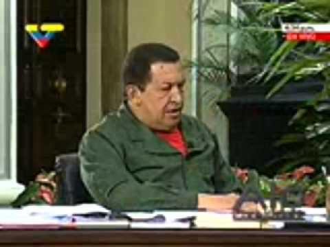 11 Abr 2010 Hugo Chávez en Aló Presidente Nº 355