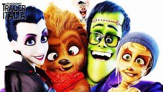 Monster Family | Primo Trailer Italiano d'animazione in CGI