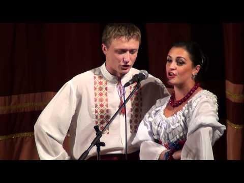"""Їхали козаченькі (Коса в'ється до пояса) - ансамбль """"Слобожанські барви"""""""