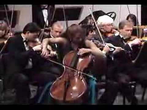 Kabalevsky - Cello Concerto No, 1 - iii