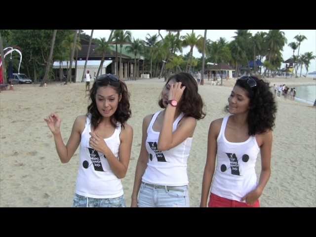X Top Model Search 2012 - X Host Challenge