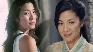 All kicks, punches by Michelle Yeoh