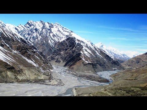 Highlights of Tabo to Dhankar & Lalung Drive HD - Spiti, Himachal Pradesh