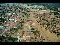 Las Peores Inundaciones en 120 años de Bosnia y Serbia. Mayo 2014. Vistas desde un Drone.