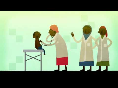 Animated Documentary: Vital Voices, Hawa Abdi (Somalia s First Gynecologist)