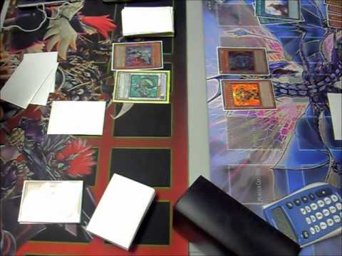 YuGiOh Cards Duel Match - X Sabers vs Chaos Fairy Agent Deck September 2011