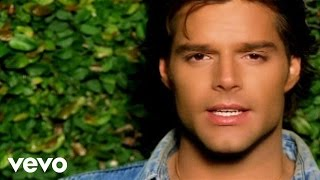 Ricky Martin - Solo Quiero Amarte (Nobody Wants To Be Lonely)