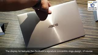The ASUS ZenBook 15 (UX533) Up Close!