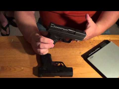 Springfield XDS vs Beretta Nano: Size & Feature Comparison