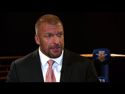 WWE COO Triple H discusses the success of NXT TakeOver