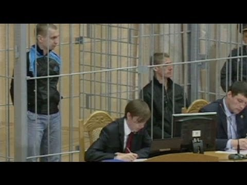 Minsk metro bombers sentenced to death