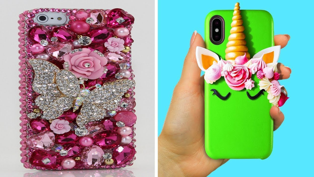 33 Super Cool DIY AND Crafts For Your Phone