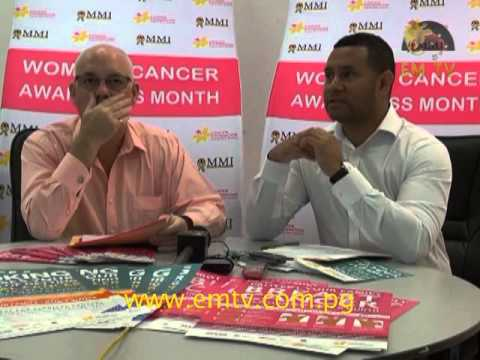 PNG's Cancer Death Rate High