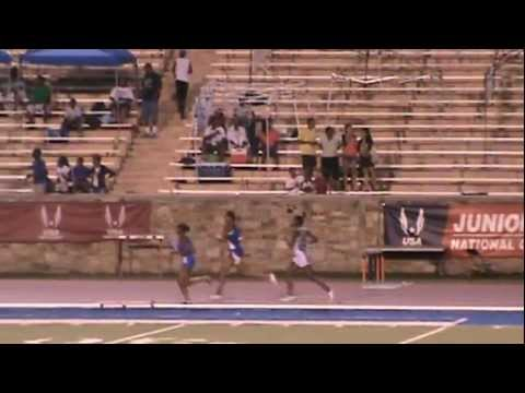 2012 Jr Olympic Nationals 4 X 800 Meter Relay IG