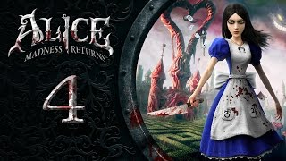 Alice Madness Returns 4 - Hasen-Uhrwerk [deutsch] [FullHD]
