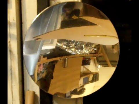 Reflector Telescope Mirror Telescope Mirror Signal