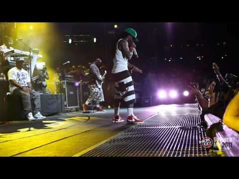 "LIL WAYNE - ""6 Foot 7"" Live at Summer Jam 2011"