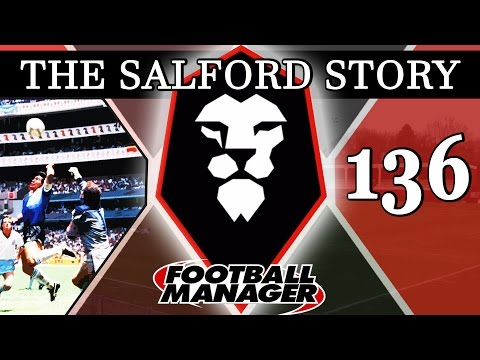 The Salford Story | Part 136 | HAND OF GOD | Football Manager 2016