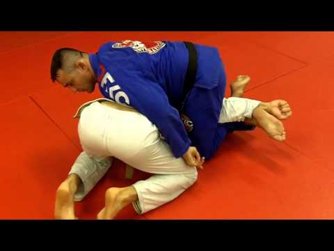 Jiu Jitsu Techniques - Attacks From Open Guard Image 1