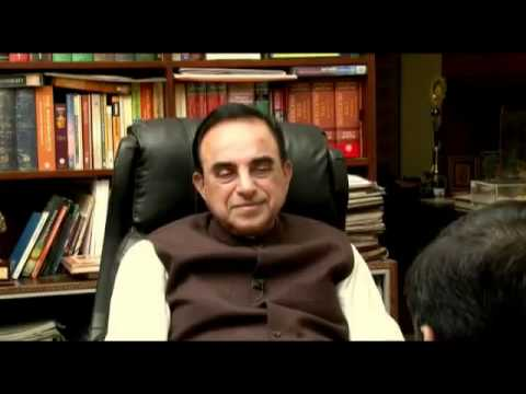 Subramanian Swamy exposes Sonia Gandhi in Chauthi Duniya Interview (हिंदी)