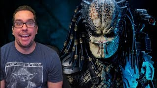 New Predator Movie Trailer Details and Synopsis