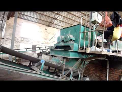 Кирпичный завод (Китай). производство кирпича из глины