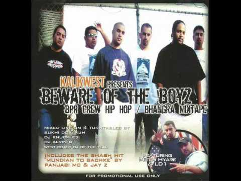 The Bpr Crew - Beware Of The Boyz Mixtape