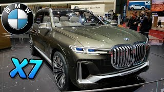 2019 BMW X7 THE BIG SUV -- Price? It Starts at $ 100,000
