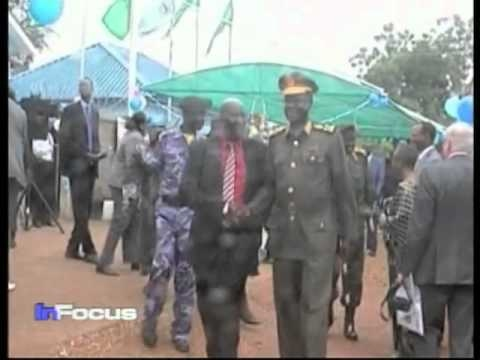 Sudan Child Soldiers