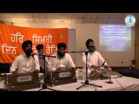 Kabhoo Na Bisreh - Bhai Harcharan Singh Ji Khalsa video