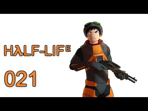 Vechs Plays The Half Life Series 021 Hello Sexy Girl video