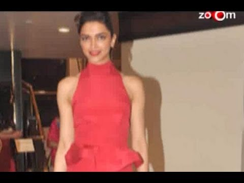 Parineeti Chopra, Deepika flaunt Peplum dresses at events