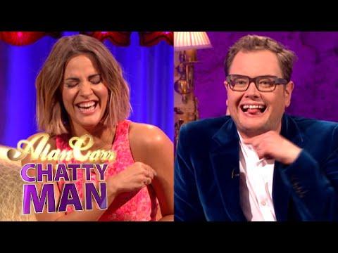 New X Factor Judges! - Alan Carr: Chatty Man