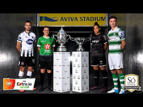 FAI CUP | The Biggest Day in Irish Football