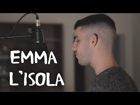 EMMA - L' ISOLA (Piano acoustic cover)