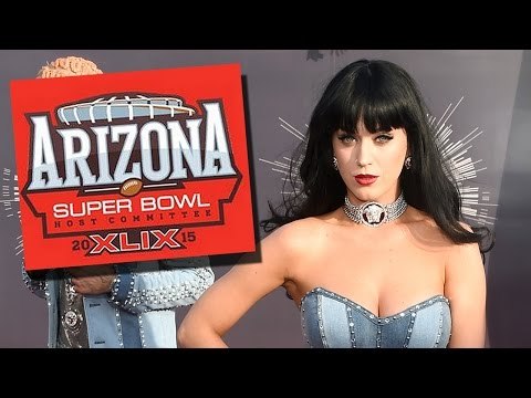 Katy Perry Will Perform 2015 Super Bowl XLIX Halftime Show!