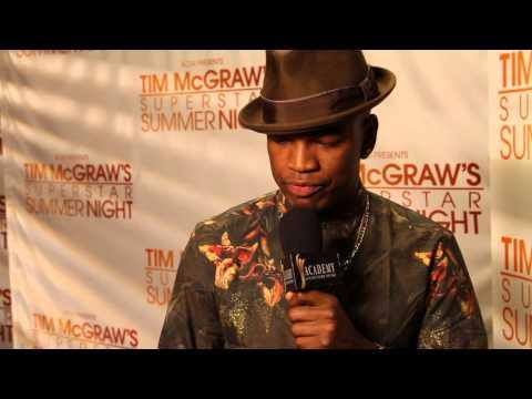 ACM Presents: Tim McGraw's Superstar Summer Night - NE-YO
