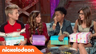 Game Shakers: The After Party | The Mason Experience | Nick