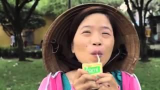 quảng cáo sữa