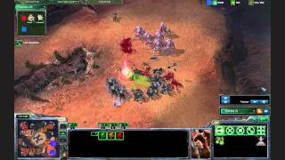 SC2 Zerg Strategy - Roach 7 Minute Containment vs Protoss - Starcraft 2 Tutorial