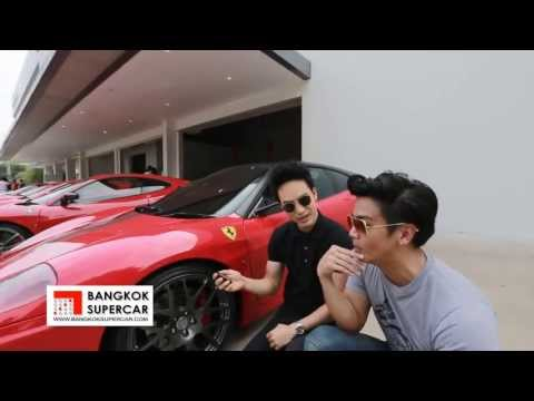 Celebrity Car :: DJ.�ี�� - �ิยะวั��� ���ม���ร by Bangkok Supercar