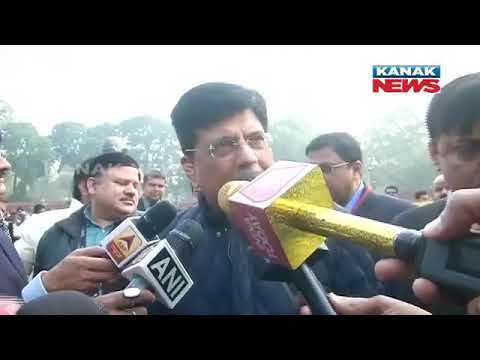 Reaction of Piyush Goyal On TDP's Demand For Special Status For Andhra Pradesh