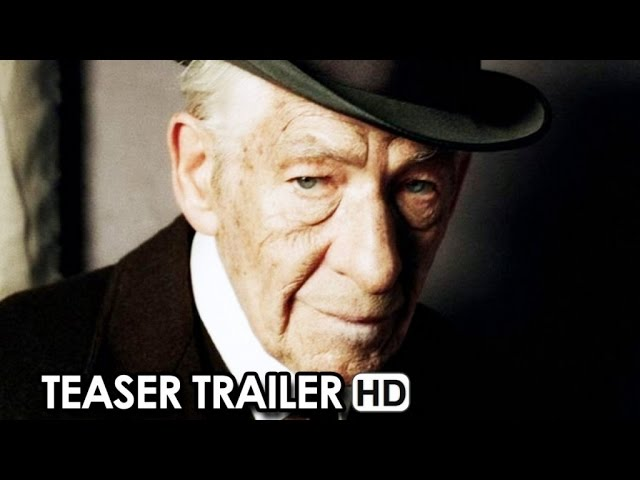 Mr. Holmes Movie Official Teaser (2015) - Ian McKellen HD