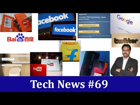 Tech News #69  Google Assistant no longer   YouTube pushes memberships   OnePlus 6