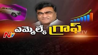 Andole MLA Babu Mohan || Special Ground Report || MLA Graph || NTV