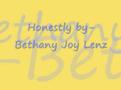 Bethany Joy Lenz - Honestly