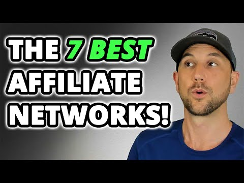 The 7 Best Affiliate Networks In 2018 To Find The Most Profitable Affiliate Offers For Your Audience